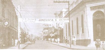 América x Uchoa